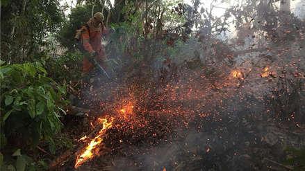 """Evo Morales dice que se ha hecho una """"explotación mediática"""" de los incendios en la Amazonía"""