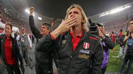 """""""Gareca, eu te amo"""": Hinchas del Inter agradecen al entrenador de Perú por no convocar a Paolo Guerrero"""