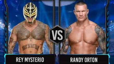 WWE SmackDown en Lima: Randy Orton luchará contra Rey Mysterio este sábado