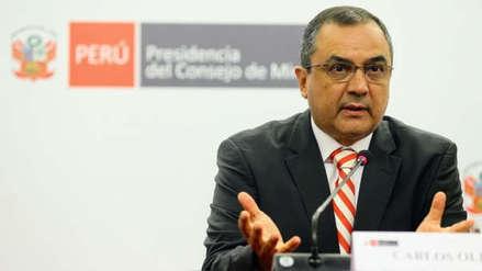 """Ministro de Economía: """"Es exagerado hablar de recesión económica"""""""