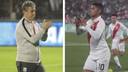 Pablo Bengoechea se pronunció tras la convocatoria de Kevin Quevedo a la Selección Peruana
