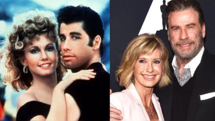"""John Travolta apoya a Olivia Newton-John en su batalla contra el cáncer terminal: """"Estoy muy orgulloso de ella"""""""