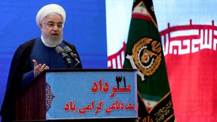 Irán: Mientras Estados Unidos use la fuerza no habrá seguridad en el mundo