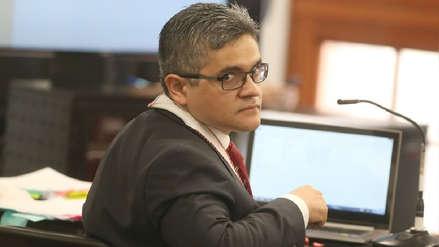 Fiscal Domingo Pérez presentó apelación a rechazo de prisión preventiva para Pedro Pablo Kuczynski