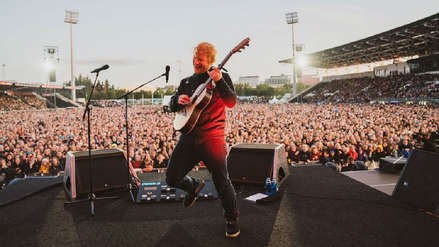 Ed Sheeran bate récord Guinness: Su gira 'Divide' es la más taquillera de la historia