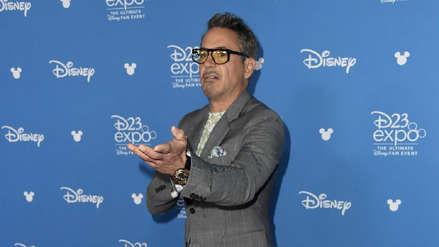 Downey Jr. dijo que se mantendrá fan de las cintas de Marvel por crear un