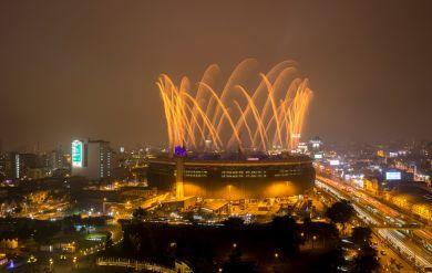 ¡Fiesta total! Las mejores imágenes de la inauguración de los Juegos Parapanamericanos Lima 2019