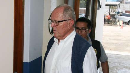 PPK: Poder Judicial rechazó pedido de prisión preventiva y seguirá bajo arresto domiciliario
