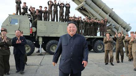 Kim Jong-un supervisó la prueba de un