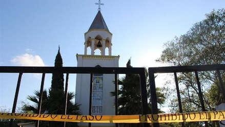 Un sacerdote fue asesinado a puñaladas dentro de una iglesia en México