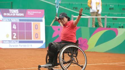 Perú sumó su tercera victoria en tenis sobre silla de ruedas en los Juegos Parapanamericanos Lima 2019