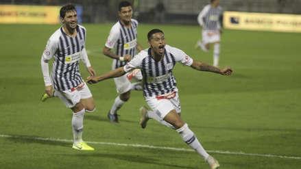 ¡De chalaca! Kevin Quevedo anotó un golazo en el partido entre Alianza Lima y Academia Cantolao