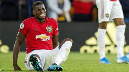 ¡Para no creer! Error de Paul Pogba desencadenó en gol que le dio la derrota a Manchester United ante Crystal Palace