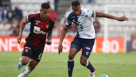 Con Anderson Santamaría, Atlas cayó 3-1 ante Pachuca por la sexta fecha de la Liga MX
