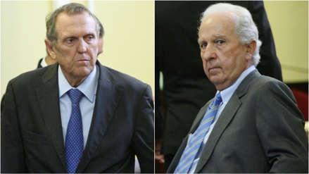 Fiscalía pide 36 meses de prisión preventiva para José Graña y Hernando Graña
