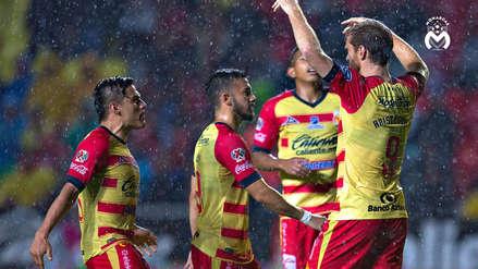 ¡La casa gana! Monarcas Morelia venció 2-0 a Pumas por el Torneo Apertura de la Liga MX