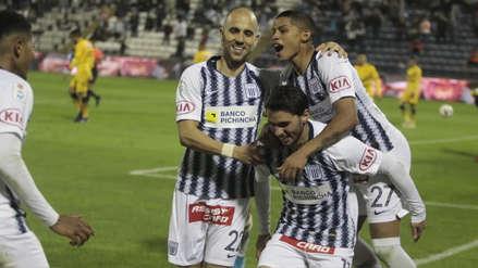 ¡En casa! 15 imágenes de la victoria de Alianza Lima ante Academia Cantolao por la cuarta fecha de la Liga 1