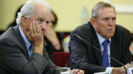 José Graña y Hernando Graña se acogen a la colaboración eficaz y Fiscalía desiste de prisión preventiva