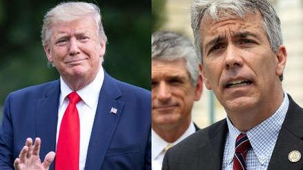 Un segundo republicano desafía a Trump y lanza su candidatura para 2020