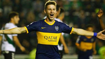 ¡En solo 20 segundos! Franco Soldano y el gol ante Banfield con el que se estrenó como anotador en Boca Juniors