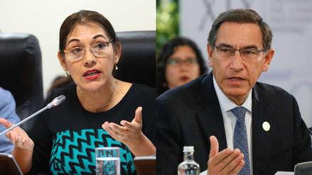 Salazar: Si Vizcarra presenta cuestión de confianza por adelanto de elecciones,