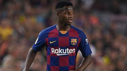 Ansu Fati, el joven de 16 años que debutó con el Barcelona frente el Real Betis