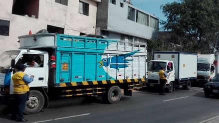 La Molina pide a Municipalidad de Lima facultades para fiscalizar vehículos de carga pesada