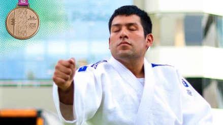 Lima 2019: Antero Villalobos logró medalla de bronce en judo para Perú en los Juegos Parapanamericanos