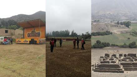 Ministerio de Cultura rechaza evento taurino programado en zona arqueológica de San Martín de Porres