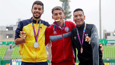 ¡Orgullo peruano! Efraín Sotacuro se quedó con la medalla de bronce en los Juegos Parapanamericanos