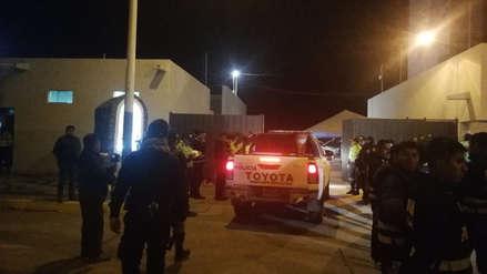 Walter Aduviri ingresó al penal de Yanamayo en Puno