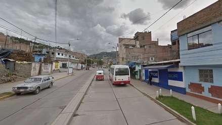Ayacucho   Policía capturó a personas equivocadas y las presentó como responsables de asesinato de escolar