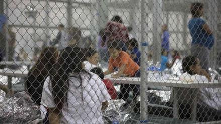 Estados demandan a Gobierno de Trump por modificar acuerdo sobre detención de menores inmigrantes