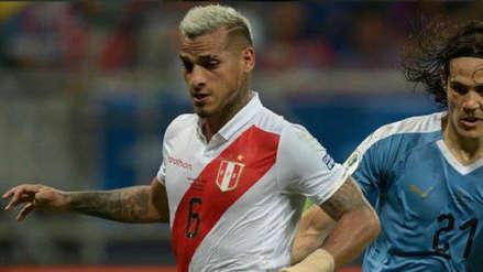 Miguel Trauco se lesionó en Saint Etienne y causa preocupación en la Selección Peruana