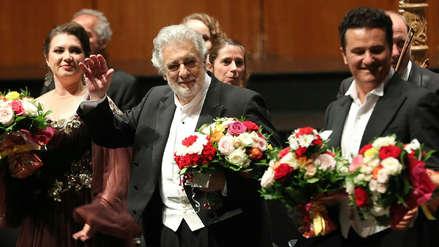 Plácido Domingo fue ovacionado en su primera presentación tras denuncias de acoso sexual