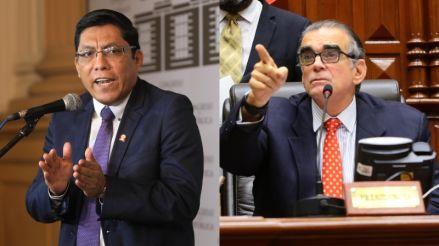 Gobierno critica carta de Olaechea a la Comisión de Venecia y la califica de