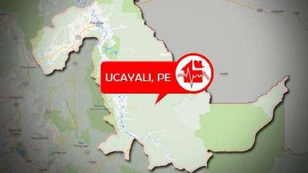 Ucayali   Un sismo de magnitud 4.8 sacudió el distrito de Curimaná