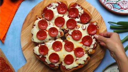"""""""La Pizza-dilla de tu dieta"""": ¿Por qué este plato genera tanta controversia en internet?"""
