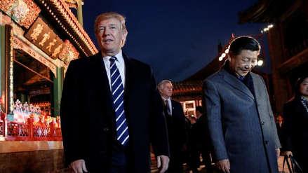 Guerra comercial: China dispuesta a resolver la disputa y Trump dijo que lograrían acuerdo