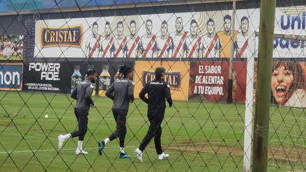 Selección Peruana: Óscar Ibáñez tuvo su primer entrenamiento como preparador de arqueros