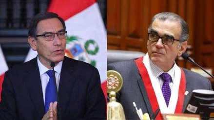 Cita entre Vizcarra y Olaechea sería la próxima semana [Columna]