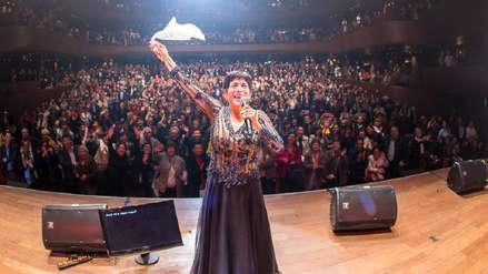 Cecilia Barraza anuncia su retiro de los escenarios y alista último show en el Gran Teatro Nacional