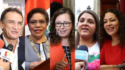 Fiscal de la Nación archiva investigación contra 10 congresistas de Fuerza Popular por obstrucción a la justicia