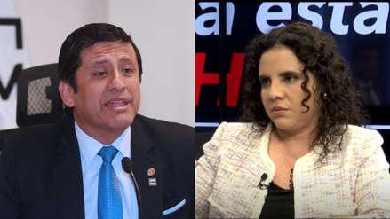 Rocío Sánchez: Primera sentencia de 'Los cuellos blancos' no condena a Guido Aguila como autor de tráfico de influencias