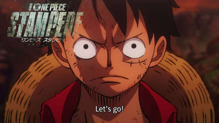La nueva película de One Piece está a punto de superar a Dragon Ball Super: Broly en taquilla