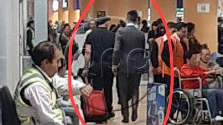 Abogado Adolfo Bazán, acusado de violación y tocamientos, intentó tomar un vuelo en el Jorge Chávez