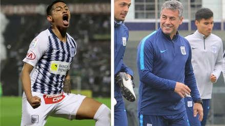 Pablo Bengoechea sobre la situación de Kevin Quevedo: