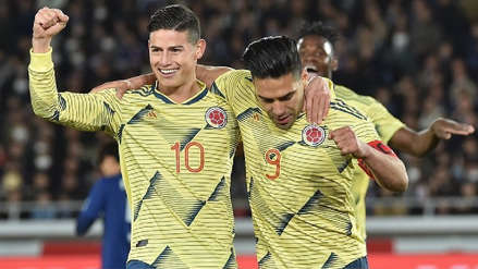 ¡Los grandes ausentes!: James Rodríguez y Falcao no fueron convocados para amistosos ante Brasil y Venezuela