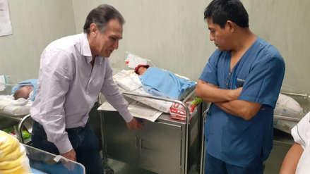 Cinco bebés mueren al mes por la falta de incubadoras en el Hospital Regional de Lambayeque