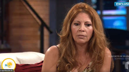 Jacqueline Beltrán, la ex pareja de Montesinos, reaparece en TV de EE.UU.:
